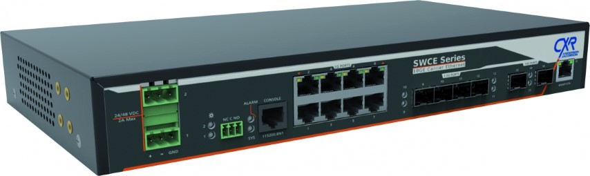 CE2.0 Carrier Ethernet switch